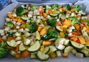 Backofen-Gemüse Zubereitung 2